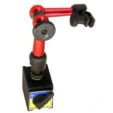 """Magnetic Base Adjustable Metal Test Indicator Holder Digital Level 7-3/4"""" Stand"""