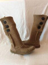 UGG Australia Brown Knee High Boots Size 5Uk