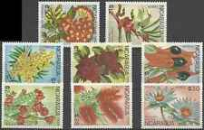 Timbres Flore Nicaragua 1513 PA1264/70 ** lot 16473