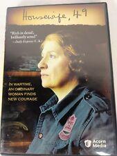 Houswife 49 DVD 1 disc 93 min. English WW2 Drama Acorn Media