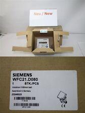 Siemens wfc21.d080 elettronico contatore acqua WFC volutron 80mm wfc21