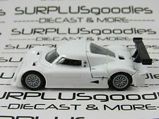 GREENLIGHT 1:64 Bare White 2009 PORSCHE DAYTONA RILEY GRAND AM Hobby Exclusive