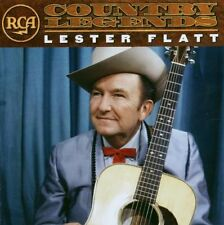 LESTER FLATT - RCA Country Legends  [CD]  NEU+OVP/SEALED!