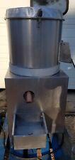 Vegetable Peeler,115V,Stainless Steel Insinger 50 Vp-2