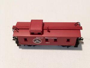 Kadee Micro Wood Sheathed Caboose GREAT NORTHERN x611 50090 N scale Train