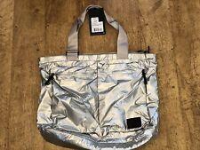 Nike London Tote Bag Silver Gym Beach Bag