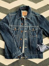 Freenote Cloth Selvedge denim jacket