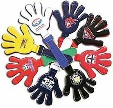 AFL Party Supplies / Supporter Products - AFL Team Clapper (1 Clapper per qty)
