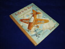 SIGNED Hazel Usherwoood Tally to the Rescue 1st 1954 HB SCARCE ! GOOD CONDITION
