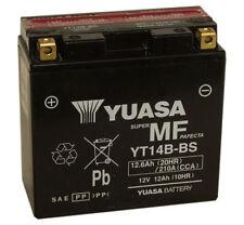Baterías Yuasa para motos