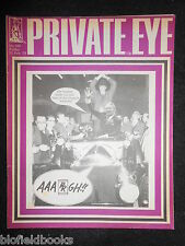 PRIVATE EYE - Vintage Satirical Political Humour Magazine - 12th February 1971