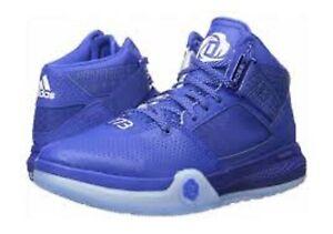 NIB Adidas D Rose 773 IV Boy's Basketball Shoes Royal Blue Free Shipping