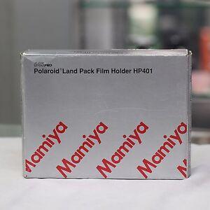 [FedEx] Mamiya 645Pro Polaroid Holder HP401 [NEW]