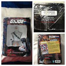 GI Joe Storm Shadow buste Mini Résine Palisades Toys limited edition NEW En parfait état, dans sa boîte