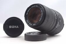 @ Ship in 24 Hours! @ Sigma 100-300mm f4.5-6.7 DL AF Zoom Nikon AF-Mount Lens