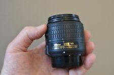 18-55mm f3.5-5.6 DX G VRII AFS Nikkor Nikon lens