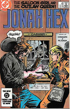 Jonah Hex Comic Book #88, DC Comics 1984 NEAR MINT