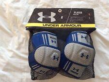 Under Armour Lacrosse  Player Arm Pad Size Medium M Blue