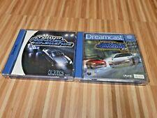 Tokyo Highway Challenge 1+2 (Sega Dreamcast, 1999, 2000) -Komplett!