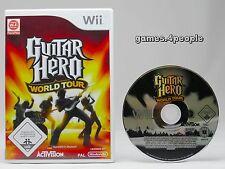 Guitar Hero: World Tour für Nintendo Wii