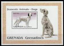 Grenada Grenadines postfris 1995 MNH blok 319 - Honden / Dogs (hb043)