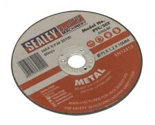 Sealey Cutting Disc 75 X 1.2mm 10mm Bore