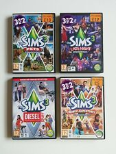 The Sims 3 Pets, Late Night, Diesel and World Adventures Bundle (Windows/ Mac)