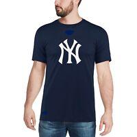 ✅ NEW! Men's Major League Genuine Merchandise New York Yankes NAVY VARIETY SIZES