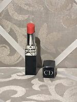 CHRISTIAN DIOR ~ ROUGE DIOR BAUME ~ # 468 SPRING ~ 0.11 OZ UNBOXED
