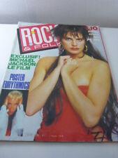 rock & folk , michael jackson , lio ,N°236 , decembre 1986 (cpa105)