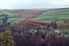 PHOTO  1992 OSMOTHERLEY OAK DALE FROM BIG WOOD RUNNING IN FRONT OF OAK DALE THE