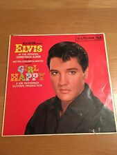 Elvis Presley Girl Happy RARE Vinyl LP Red Spot Label