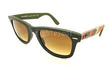 Authentic RAY-BAN Wayfarer Urban Camouflage Sunglass RB 2140 - 606285 *NEW* 50mm