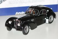 Bugatti Type 57 SC Atlantic schwarz 1:18 Solido 1802101 neu & OVP