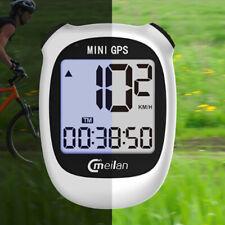 Mini Impermeable Bicicleta Ordenador GPS Inalámbrico Velocímetro Odómetro Alto