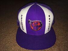 Vtg NOS pittsburgh Maulers USFL Trucker Cap United States Football League Hat
