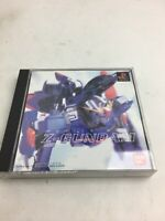 MOBILE SUIT Z GUNDAM PS1 Playstation Japan Game p1