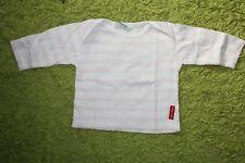 T shirt marinière blanc rose Saint James 6 mois