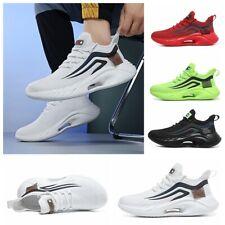 Men's Running Sneakers Athletic Lightweight Comfort Tennis Walking Gym Shoes New