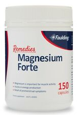 Magnesium Forte 400mg 150 capsules (same as WAGNER strength)