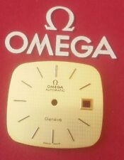 esfera o dial omega geneve automatico 1012,nueva de stock