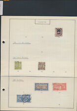 XC46789 Iceland 1922 -1925 mixed thematics fine lot used