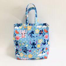 lilo&stitch scrump waterproof handbag lunch box bag recycle bag storage bag new