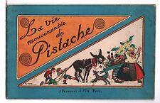 La vie mouvementée de Pistache. Album pour enfants Ferenczi 1932