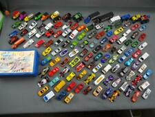 120+ Vintage 80s 90s Diecast Hotwheels Matchbox Lesney Dinky Cars Trucks Case