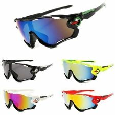 UV400 Lens Cycling Bicycle Bike Riding Goggle SunGlasses Outdoor Fishing Eyewear