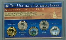 WHITE MOUNTAIN NATIONAL FOREST ULTIMATE QUARTER COLLECTION