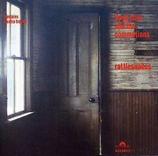 Rattlesnakes [Bonus Tracks] by Lloyd Cole/Lloyd Cole and the Commotions (CD,...