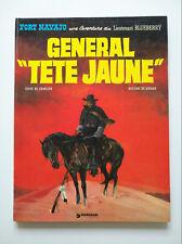 "RE 1974 (bel état) - Blueberry 10d (général ""tête jaune"") - Giraud & Charlier"