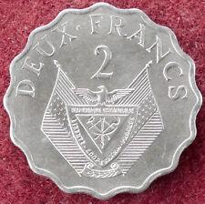 Rwanda 2 Francs 1970 (D1004)